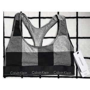 Calvin Klein   Modern Cotton Bralette   NWT